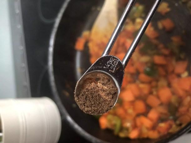Caribbean Lentil Stew
