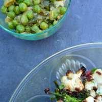 Petits Pois à la Française- Braised Peas & Lettuce French Style.