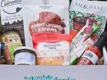 The Vegan Larder July 2019 Subscription box