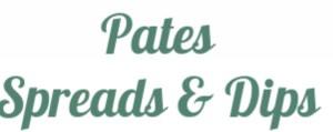 Vegan Pates, Spreads & Dips