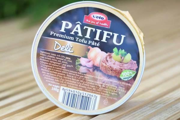 Patifu Deli Flavour