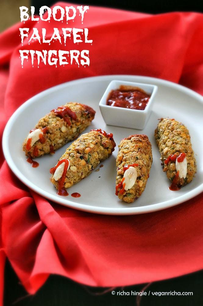 Falafel Fingers