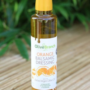 Olive Branch Orange Dressing