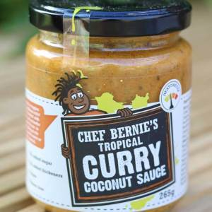 Chef Bernie Coconut Curry Sauce