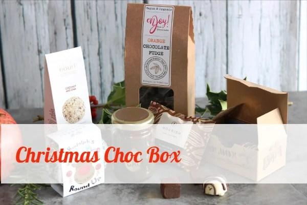 Christmas Choc Box Thumbnail image