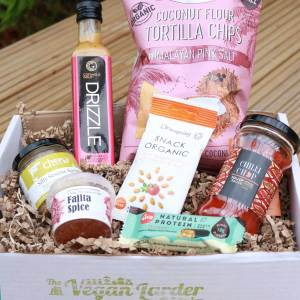 The Vegan Larder Classic Subscription Box