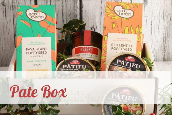 Vegan Pate Box