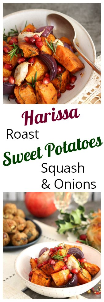 Harissa Spiced Roots Image for pinterest