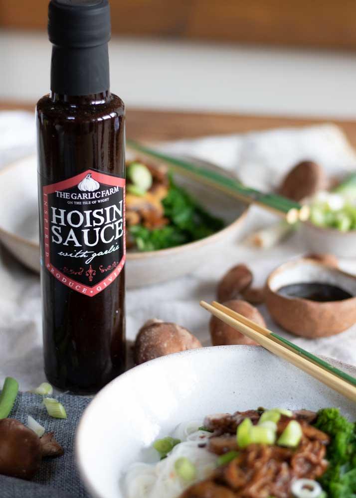 Garlic Farm Hoisin Sauce