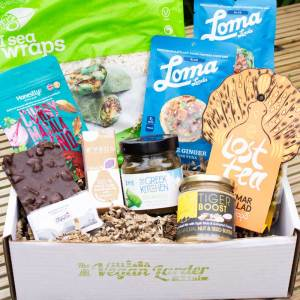 The Vegan Larder June 2019 box