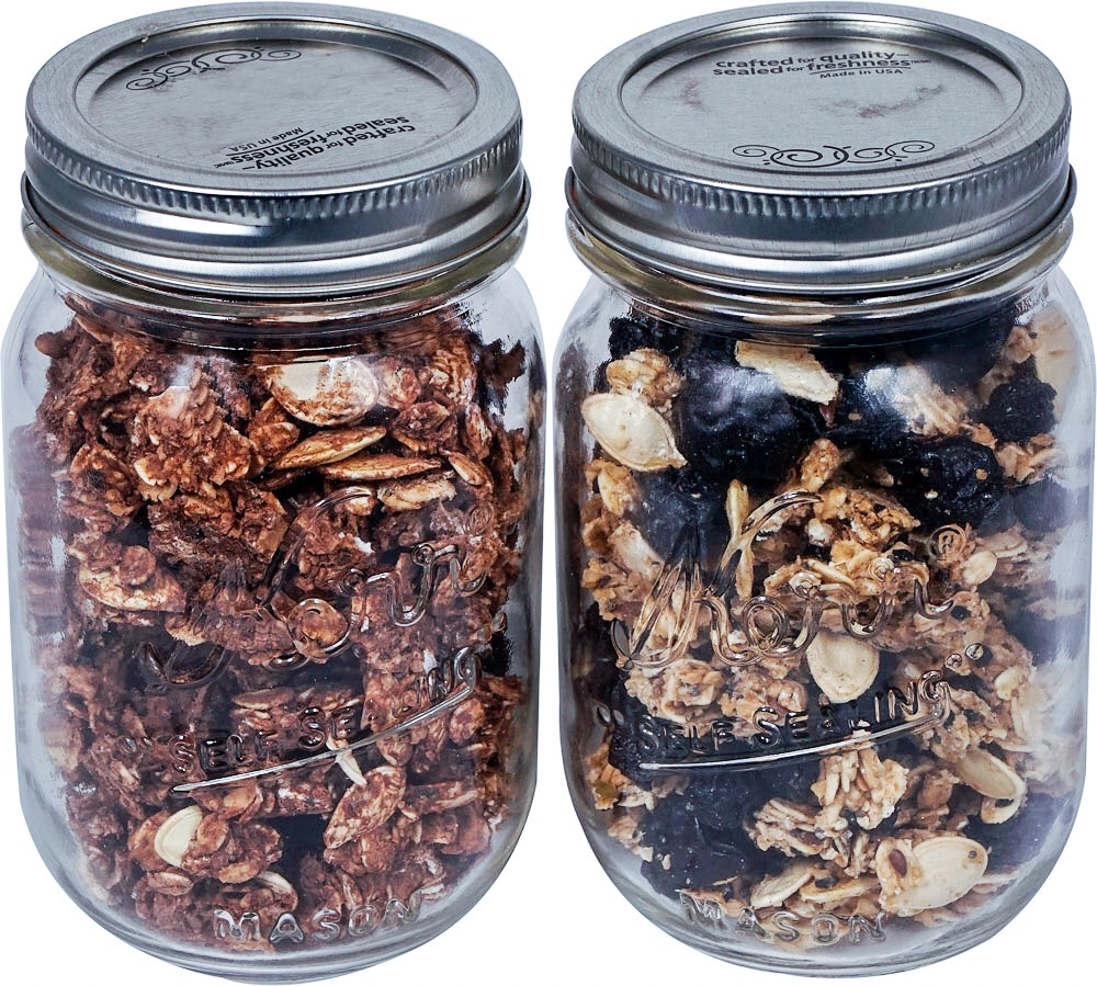 Homemade granola - The Vegan Rhino