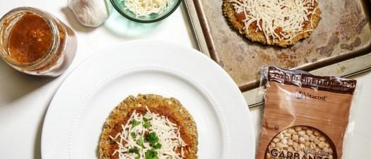 Chickpea Parmesan Cutlets