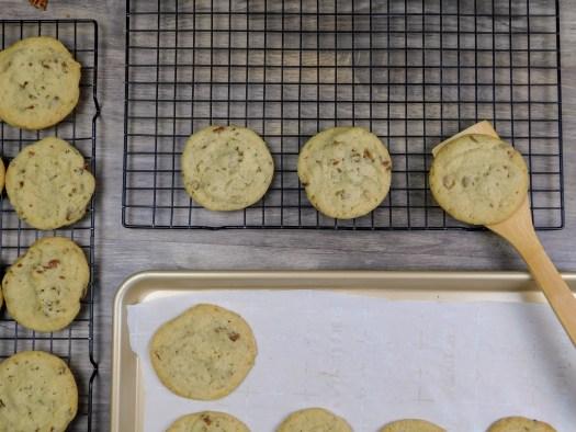 Nutty Pecan Cookies