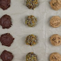 Plant-Based Chocolate Truffles (3 Ways)