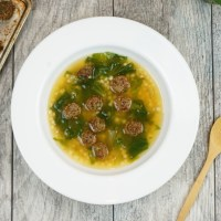 Vegan Italian Wedding Soup