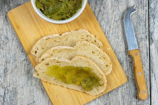Roasted Garlic - The Vegan Rhino