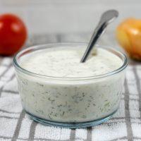 Yogurt Dill Sauce