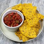 Restaurant-Style Salsa - The Vegan Rhino