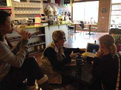 Vegan Book Club with Robin Lamont