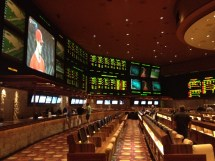 Mirage Sports Book - Vegas Parlay