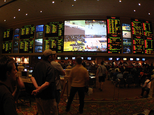 March Madness in Las Vegas  First Round Point Spread Odds from The Wynn  The Vegas Parlay
