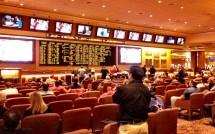 Las Vegas Sports Book - Lone Winner In South Point'