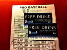 Comped Drinks Las Vegas Sports Books - Odds Higher