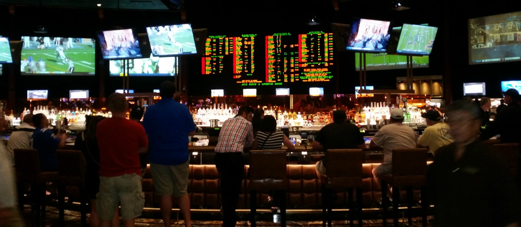 Caesars Palace Sports Book  The Vegas Parlay
