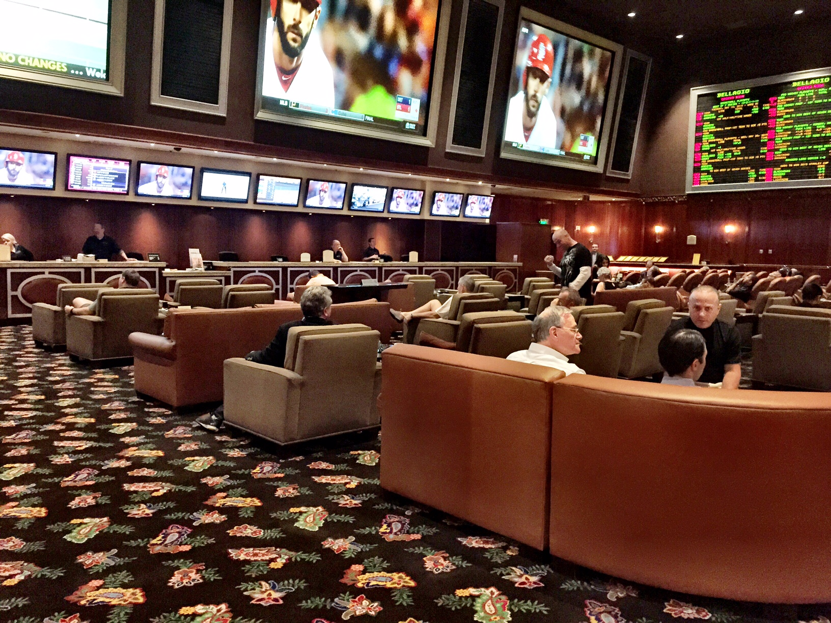 Las Vegas Sports Book News  Daily Fantasy Betting on its Way  The Vegas Parlay