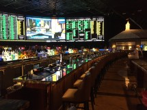 Las Vegas Sports Book Super Bowl Odds - Parlay