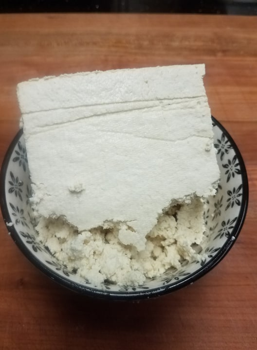 Breakfast Tofu dish