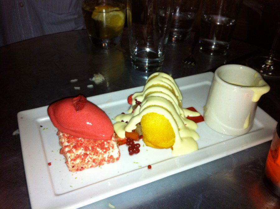 Buddakan Asian Restaurant NYC Dessert