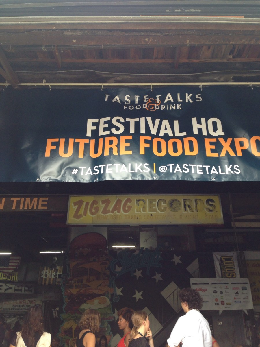 Event: Future Food Expo – Taste Talks, Brooklyn15