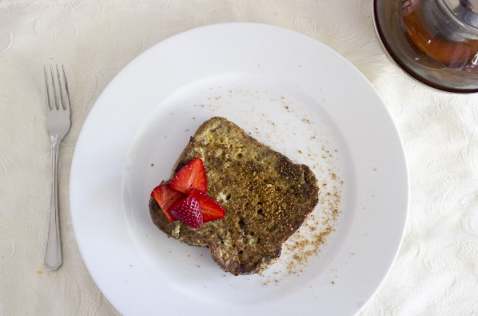 Banana French Toast | Veggie Mama