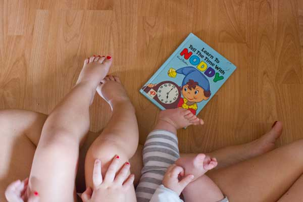 Learn To Tell The Time With Noddy