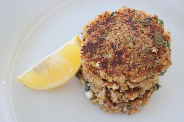 feta-and-oregano-quinoa-patties-2