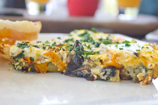 Veggie frittata recipe | Veggie Mama