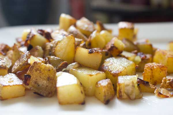 Homefries recipe | Veggie Mama