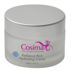 Giveaway: Cosima Skincare Pure Radiance Rich Hydrating Creme