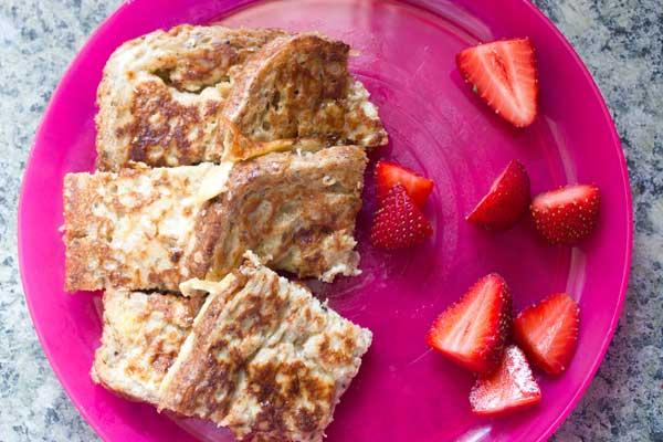 breakfast-kid-food-banana-french-toast