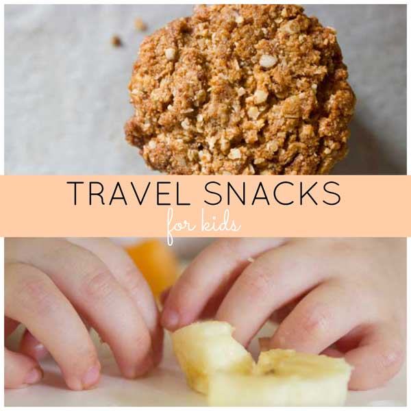 travel snacks for kids