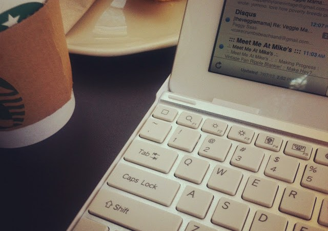 Blogging as an alternative to a traditional media career – my hints and tips!