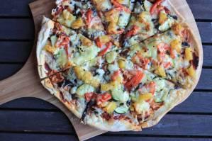 Honey Wholemeal Pizza Dough