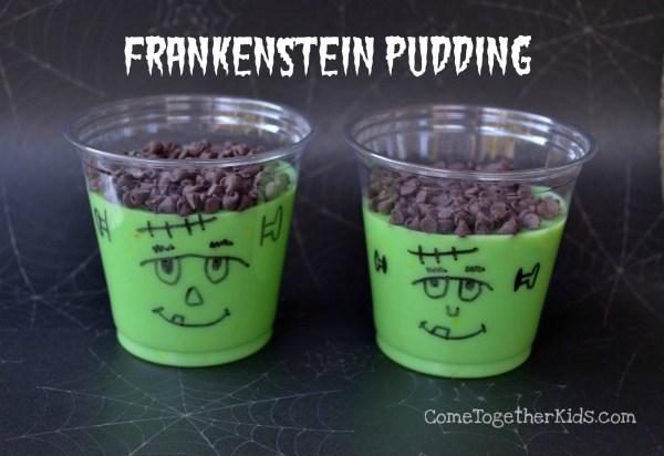 frankensteinpudding