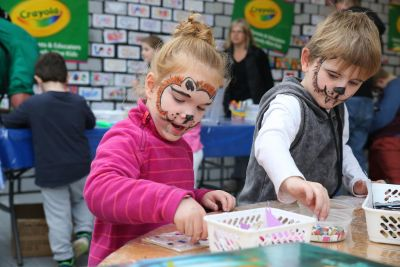 Win a 5-Day Family Pass to the Fun4Kids Festival!