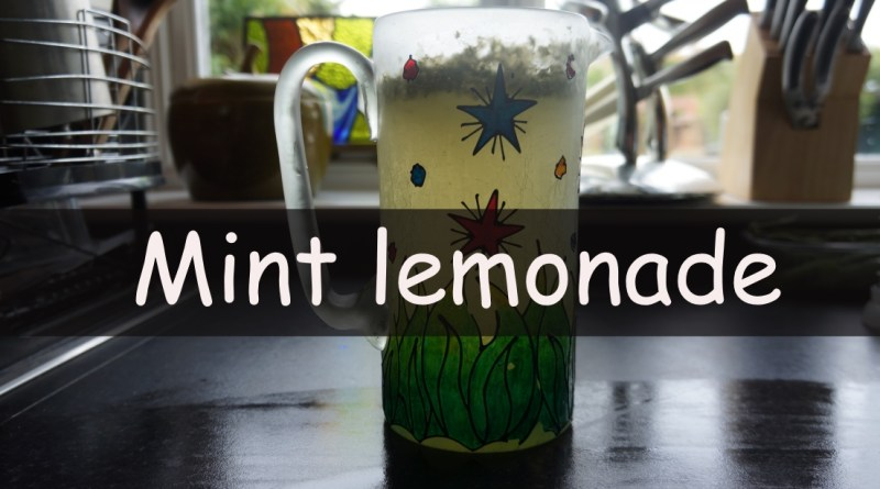 If your like me and have some mint growing you are probably looking for uses for it. Try this fantastic mint lemonade recipe for a refreshing drink.