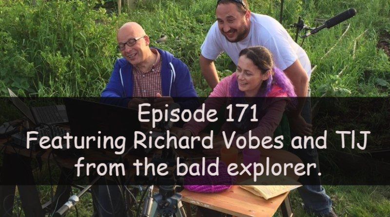 Join me for this week's podcast from the veg grower podcast. In this episode, I interview Richard Vobes and Julia from The bald explorer.