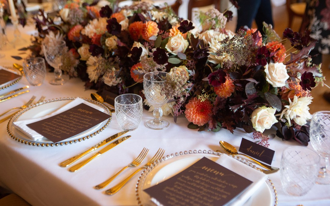 Autumn Wedding Flowers – 10 Popular Choices For Planning An Autumn Wedding