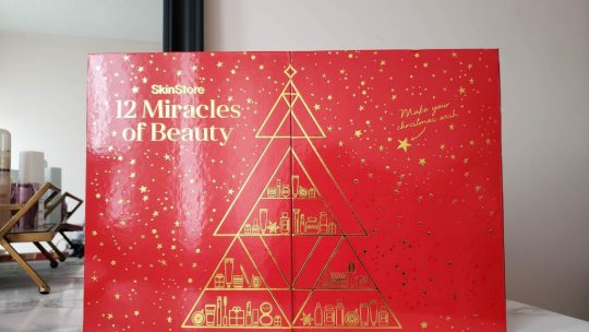 SkinStores 12 Miracles of Beauty Advent Calendar - Limited Edition