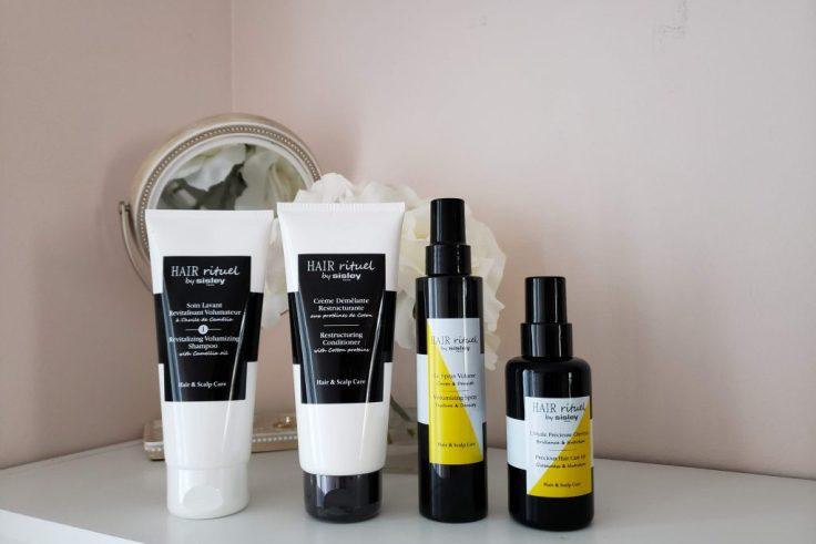 Hair Rituel by Sisley Paris - My Haircare Routine